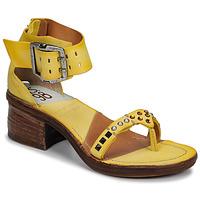 Schoenen Dames Sandalen / Open schoenen Airstep / A.S.98 KENYA Geel