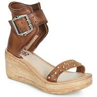 Schoenen Dames Sandalen / Open schoenen Airstep / A.S.98 NOA CLOU Camel