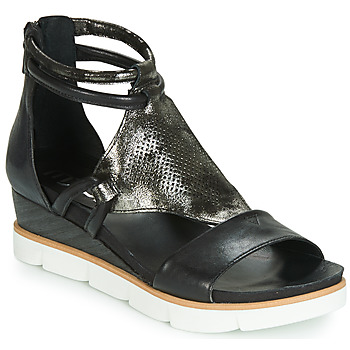 Schoenen Dames Sandalen / Open schoenen Mjus TAPASITA Zwart / Metaal