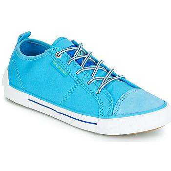 Schoenen Dames Lage sneakers Columbia GOODLIFE LACE Blauw