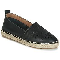 Schoenen Dames Espadrilles Betty London JAKIKA Zwart