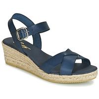 Schoenen Dames Sandalen / Open schoenen Betty London GIORGIA Marine