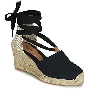 Schoenen Dames Sandalen / Open schoenen Betty London GRANDA Zwart