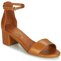 Schoenen Dames Sandalen / Open schoenen Betty London INNAMATA Camel