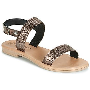 Schoenen Dames Sandalen / Open schoenen Betty London JADALETTE Brons