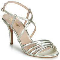 Schoenen Dames Sandalen / Open schoenen Betty London JIKOTIPE Goud / Zilver
