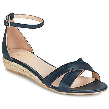 caa34d5b0c70f9 Schoenen Dames Sandalen   Open schoenen Betty London JIKOTIVE Marine