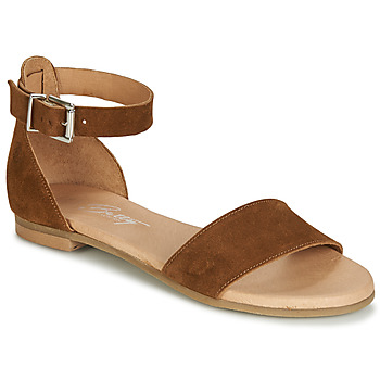 Schoenen Dames Sandalen / Open schoenen Betty London JIKOTIRE Camel