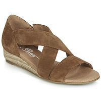 Schoenen Dames Sandalen / Open schoenen Betty London JIKOTE Camel