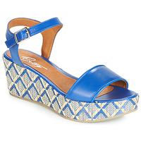 Schoenen Dames Sandalen / Open schoenen Betty London JIKOTERE Blauw
