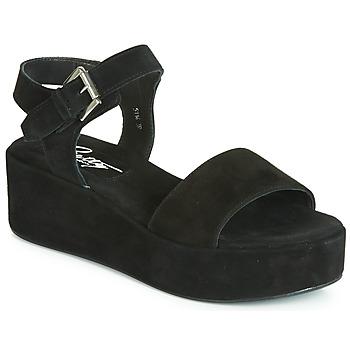 Schoenen Dames Sandalen / Open schoenen Betty London JIKOTETE Zwart