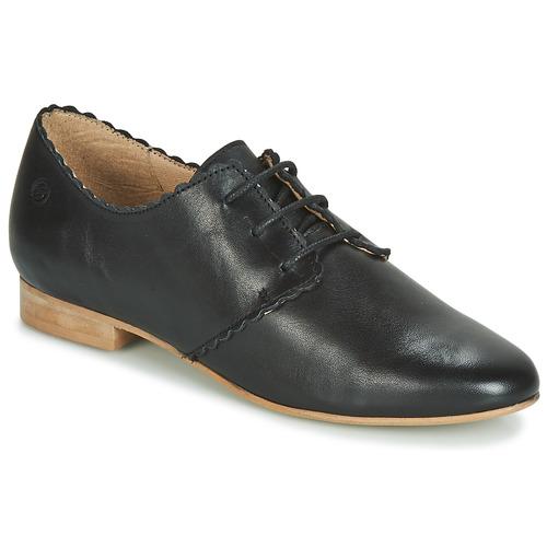 Schoenen Dames Derby Betty London JIKOTEFE Zwart