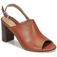 Schoenen Dames Sandalen / Open schoenen Betty London JIKOTEGE Camel
