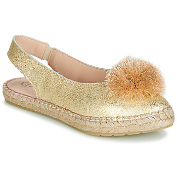 Schoenen Dames Ballerina's Betty London JIKOTI Goud