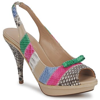 Schoenen Dames Sandalen / Open schoenen Fericelli NIADIK Multicolour