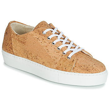 Schoenen Dames Lage sneakers Dream in Green JAKANIS Beige