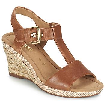 Schoenen Dames Sandalen / Open schoenen Gabor FIULI Cognac