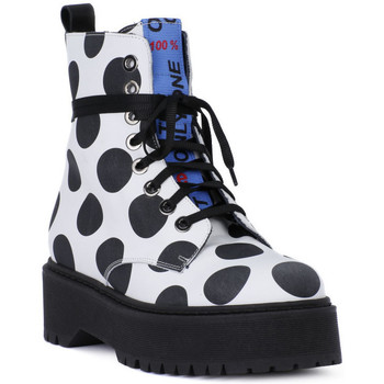 Schoenen Heren Laarzen At Go GO  BIG POIS NERO Bianco