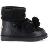 Schoenen Meisjes Snowboots Conguitos II5 543 02 negro Noir