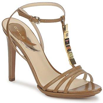 Schoenen Dames Sandalen / Open schoenen Etro 3443 Bruin