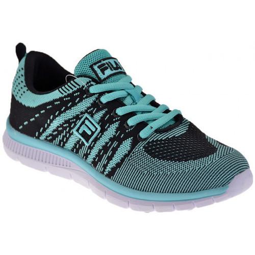 Schoenen Dames Lage sneakers Fila  Zwart