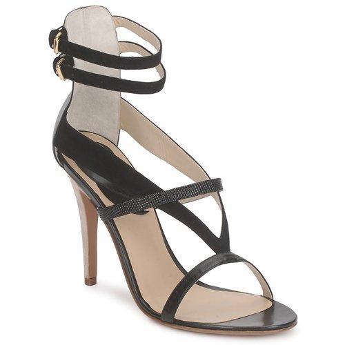 Schoenen Dames Sandalen / Open schoenen Etro 3511 Zwart