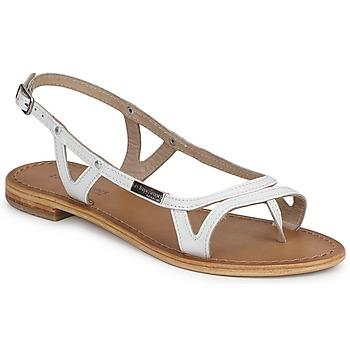 Schoenen Dames Sandalen / Open schoenen Les Tropéziennes par M Belarbi ISATIS Wit