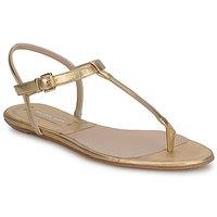 Schoenen Dames Sandalen / Open schoenen Michael Kors MK18017 Goud
