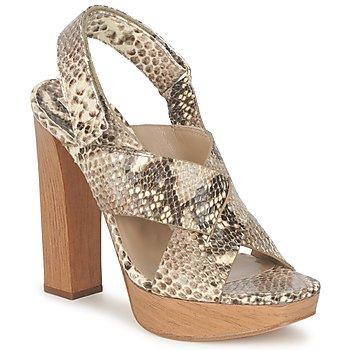 Schoenen Dames Sandalen / Open schoenen Michael Kors MK18072 Slang