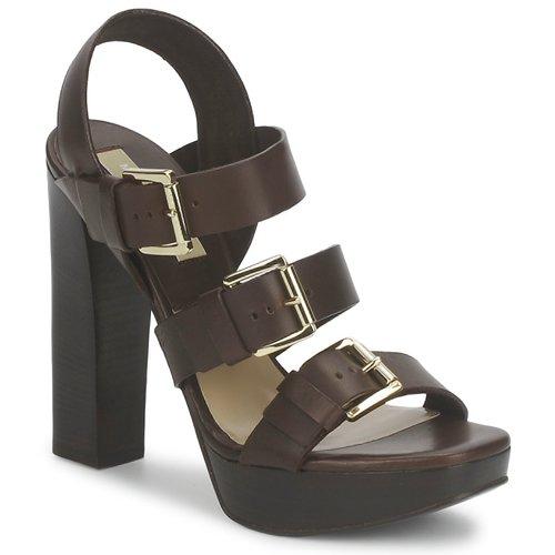 Schoenen Dames Sandalen / Open schoenen Michael Kors MK18071 Mokka