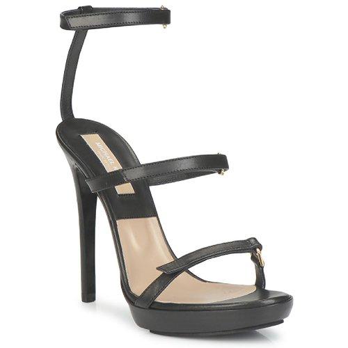 Schoenen Dames Sandalen / Open schoenen Michael Kors MK18031 Zwart