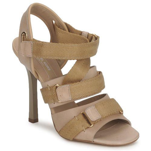Schoenen Dames Sandalen / Open schoenen Michael Kors MK118113 Desert / Beige