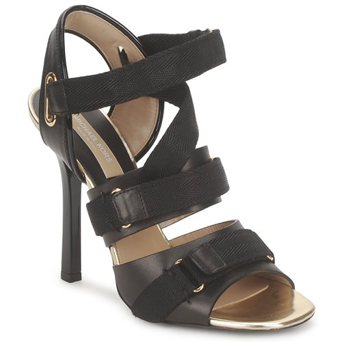 Schoenen Dames Sandalen / Open schoenen Michael Kors MK118113 Zwart