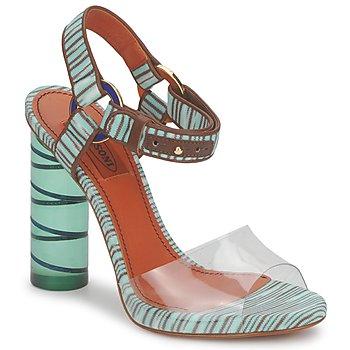 Schoenen Dames Sandalen / Open schoenen Missoni TM63 Water
