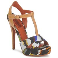 Schoenen Dames Sandalen / Open schoenen Missoni TM69 Multicolour