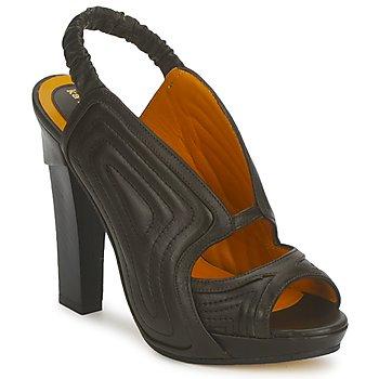 Schoenen Dames Sandalen / Open schoenen Karine Arabian ORPHEE Zwart