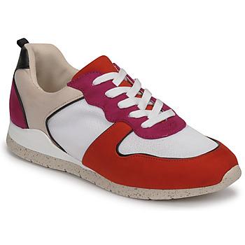 Schoenen Dames Lage sneakers André ADO Multicolour