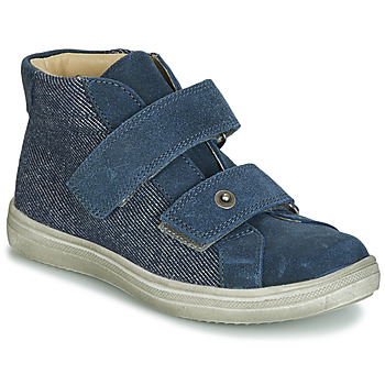 Schoenen Jongens Laarzen André HUBLOT Jeans