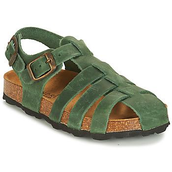 Schoenen Meisjes Sandalen / Open schoenen André TOTEM Groen
