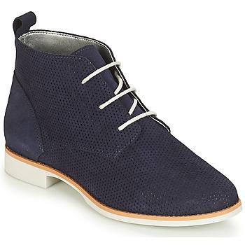 Schoenen Dames Laarzen André SIROCCO Blauw