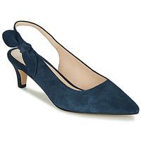 Schoenen Dames pumps André CLARIA Blauw