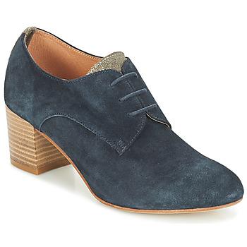 Schoenen Dames Derby André CORI Blauw