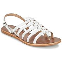 Schoenen Dames Sandalen / Open schoenen André ROSIANE Wit