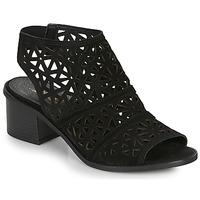 Schoenen Dames Sandalen / Open schoenen André CARIOCA Zwart