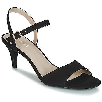 Schoenen Dames Sandalen / Open schoenen André CELLY Zwart