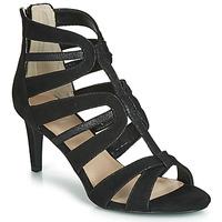Schoenen Dames Sandalen / Open schoenen André CHILI Zwart