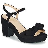 Schoenen Dames Sandalen / Open schoenen André SPRING Zwart