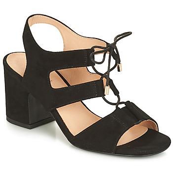 Schoenen Dames Sandalen / Open schoenen André STARLET Zwart