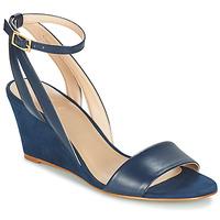 Schoenen Dames Sandalen / Open schoenen André SONATE Blauw