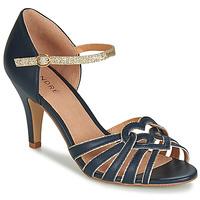 Schoenen Dames Sandalen / Open schoenen André CAGLIARI Marine